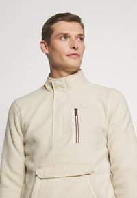 Petrol Industries - Fleece jumper - antik white - 4