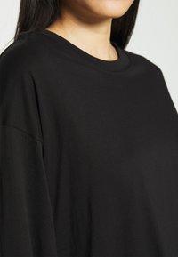 ARKET - JERSEY LONG SLEEVE - Long sleeved top - black - 5