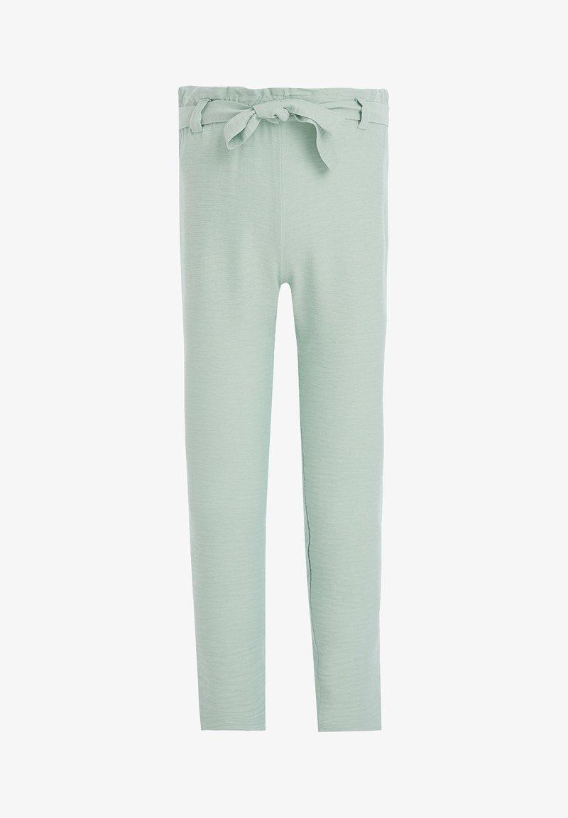 DeFacto - Broek - turquoise