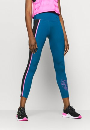 TRAIN - Tights - digi blue