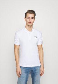 Napapijri - ELBAS  - Poloshirt - brightwhite - 0