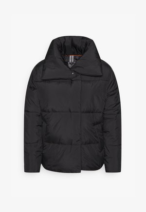 Winter jacket - deep black