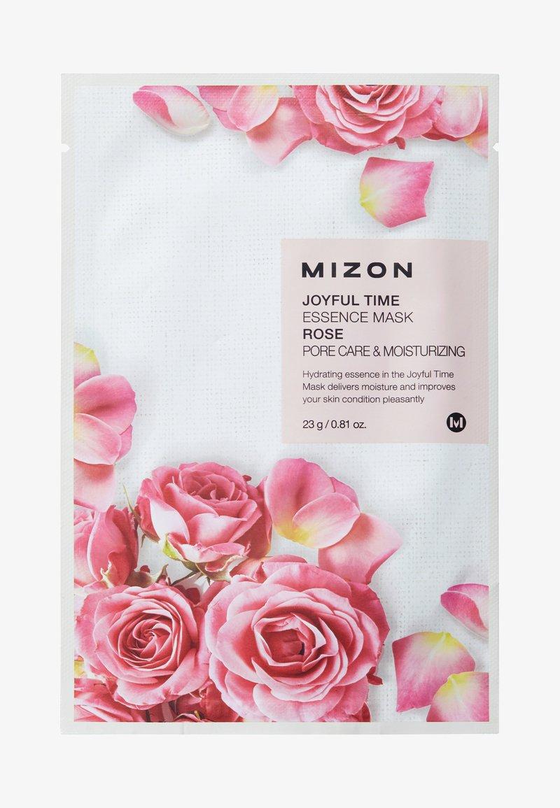 Mizon - JOYFUL TIME ESSENCE ROSE 4 MASKS PACK - Skincare set - -