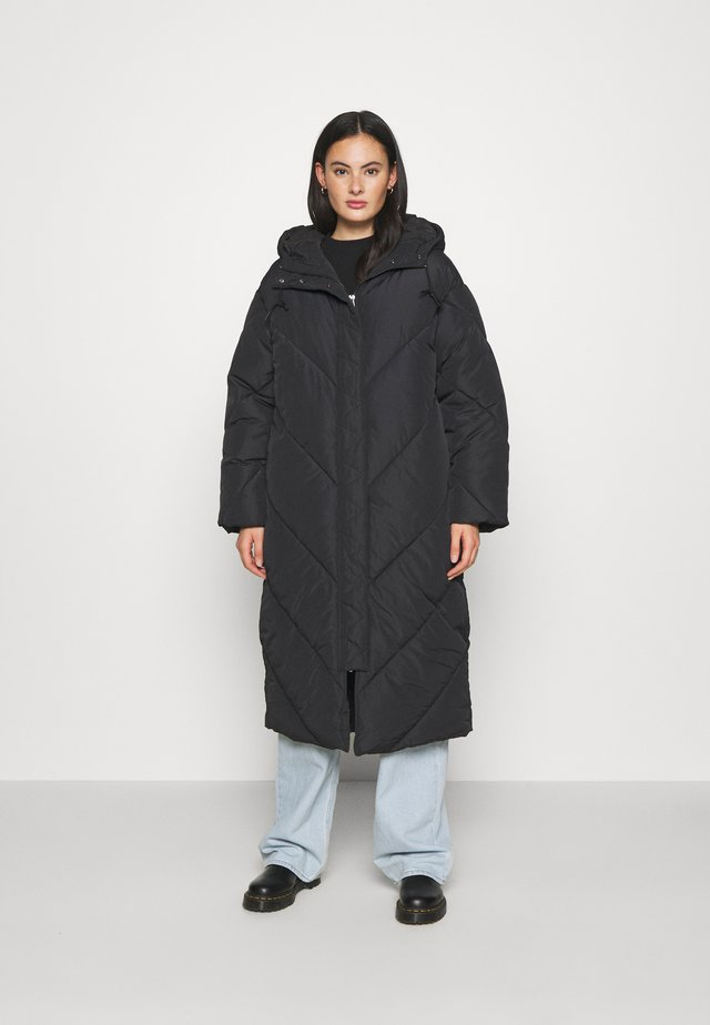 DANIELLA COAT - Winterjas - black