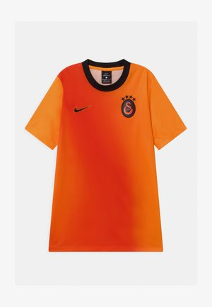 GALATASARAY UNISEX - Klubové oblečení - vivid orange/black