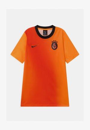 GALATASARAY UNISEX - Club wear - vivid orange/black