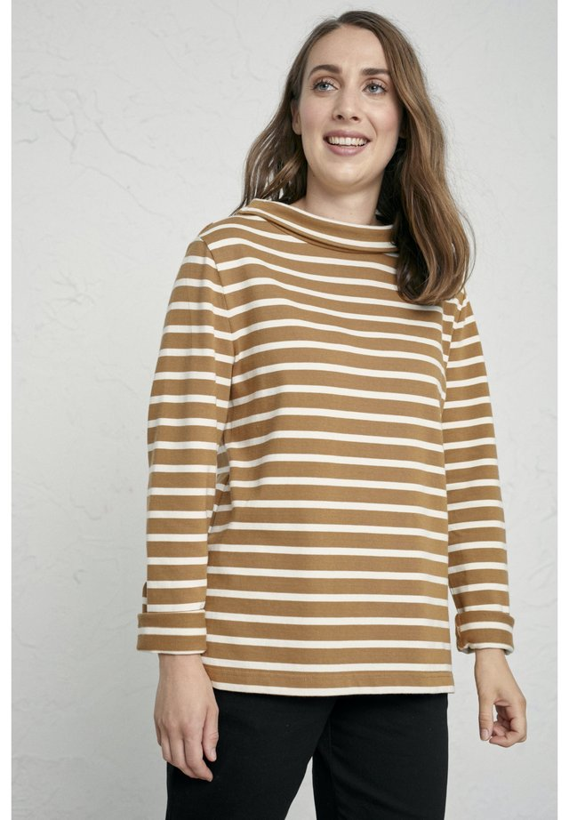 MORNING MIST  - Sweater - brown