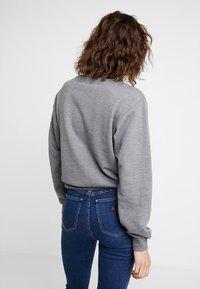 Guess - GIULIA - Sweatshirt - medium charcoal heat - 2