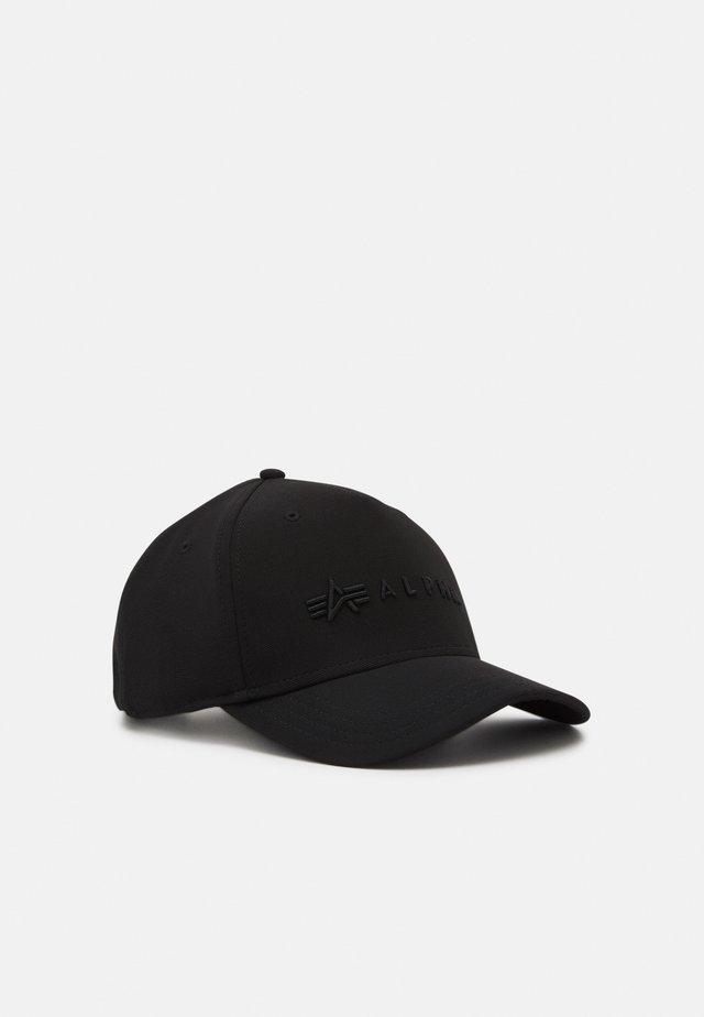 HEAVY UNISEX - Cap - black