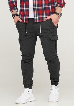 MPVEGAS - Cargo trousers - schwarz