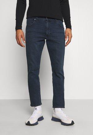 LARSTON - Jeans slim fit - black ocean