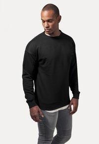 Urban Classics - CREWNECK - Sweatshirt - black - 0