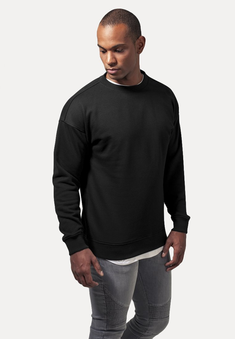 Urban Classics - CREWNECK - Sweatshirt - black