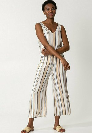 ELSIE  - Trousers - offwhite