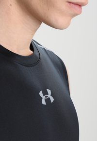 Under Armour - Camiseta de deporte - schwarz/grau - 6