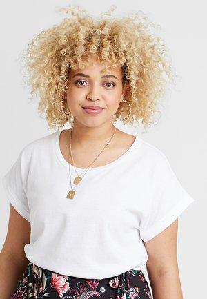 MKATJA - Basic T-shirt - white