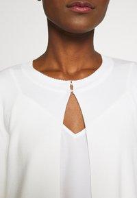 Esprit Collection - ECOVERO BOLERO - Cardigan - off white - 5