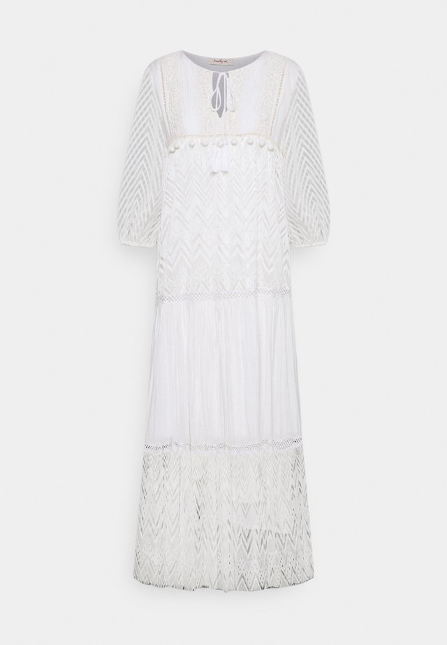 REGLISSE DRESS - Maxikjole - white
