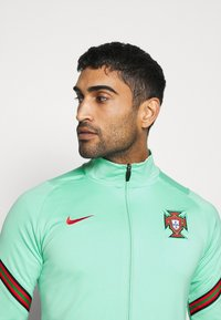 Nike Performance - PORTUGAL FPF DRY SUIT - Chándal - mint/sequoia/sport red - 4
