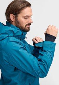 Mammut - STONEY - Ski jacket - sapphire - 4