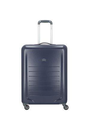 N/A - Wheeled suitcase - blue