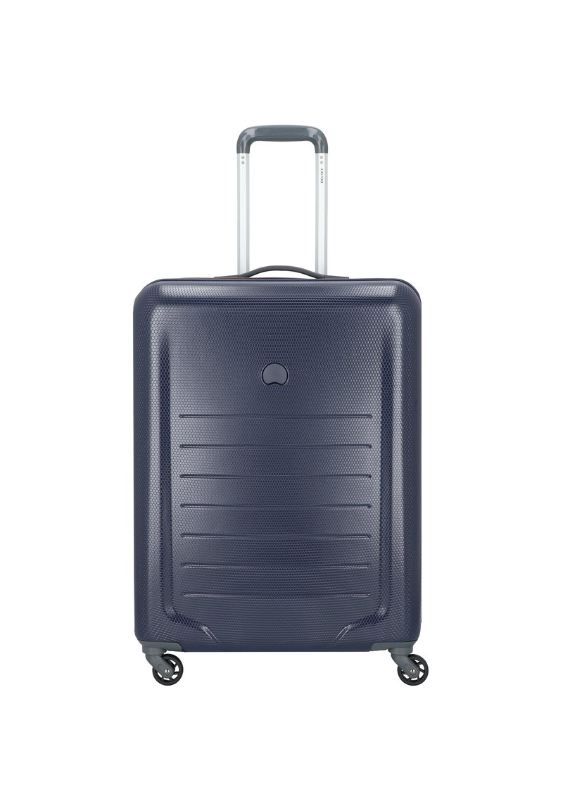 Delsey - N/A - Wheeled suitcase - blue