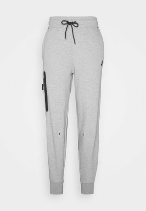 PANT  - Jogginghose - grey heather/black