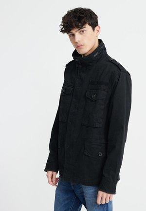 FIELD - Summer jacket - black