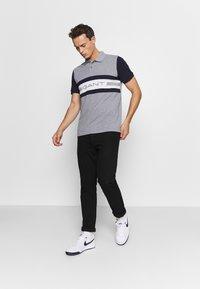 GANT - Polo shirt - grey melange - 1