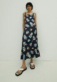 EDITED - Day dress - blau - 0
