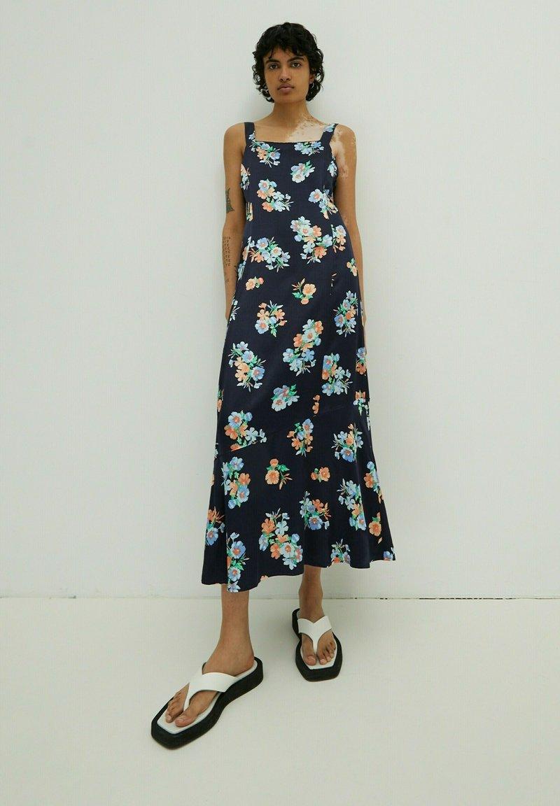 EDITED - Day dress - blau