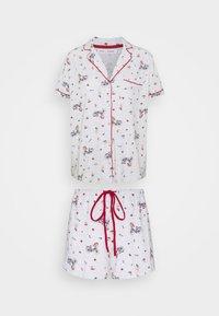 Women Secret - ALLOVER - Pyjamas - grey - 5