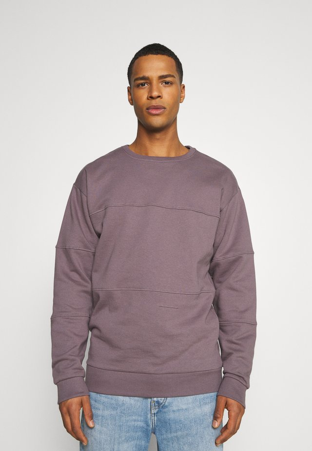 CREWNECK UNISEX - Collegepaita - purple