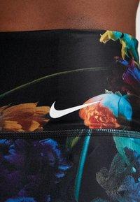 Nike Performance - Legging - light current blue/white - 5