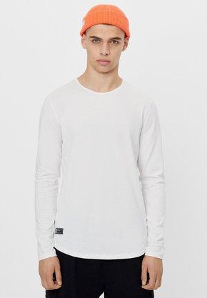 STRETCH - Langærmede T-shirts - white