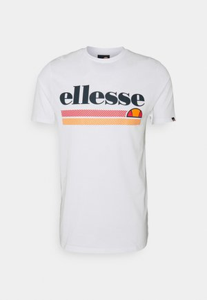 TRISCIA TEE - T-Shirt print - white