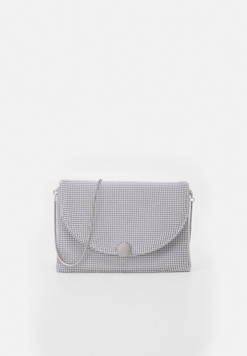 PARFOIS - CROSSBODY BAG BALL - Pochette - silver-coloured