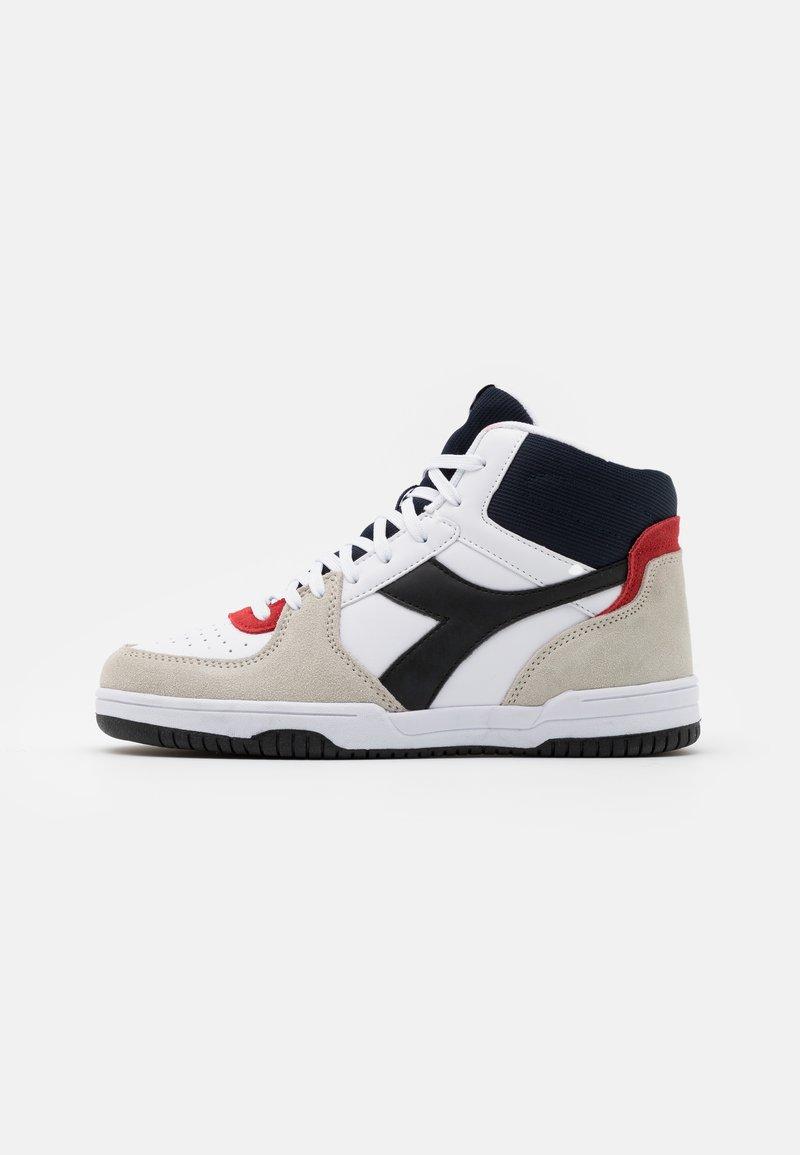 Diadora - RAPTOR UNISEX  - Sneakers high - white/corsair