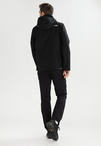 The North Face - SANGRO - Hardshell jacket - black - 2