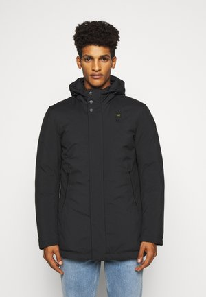 TRENCH LUNGHI - Down coat - black