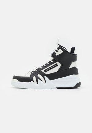 TALON - Sneakers hoog - white/black
