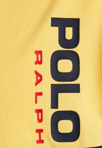 Polo Ralph Lauren - Print T-shirt - chrome yellow - 2