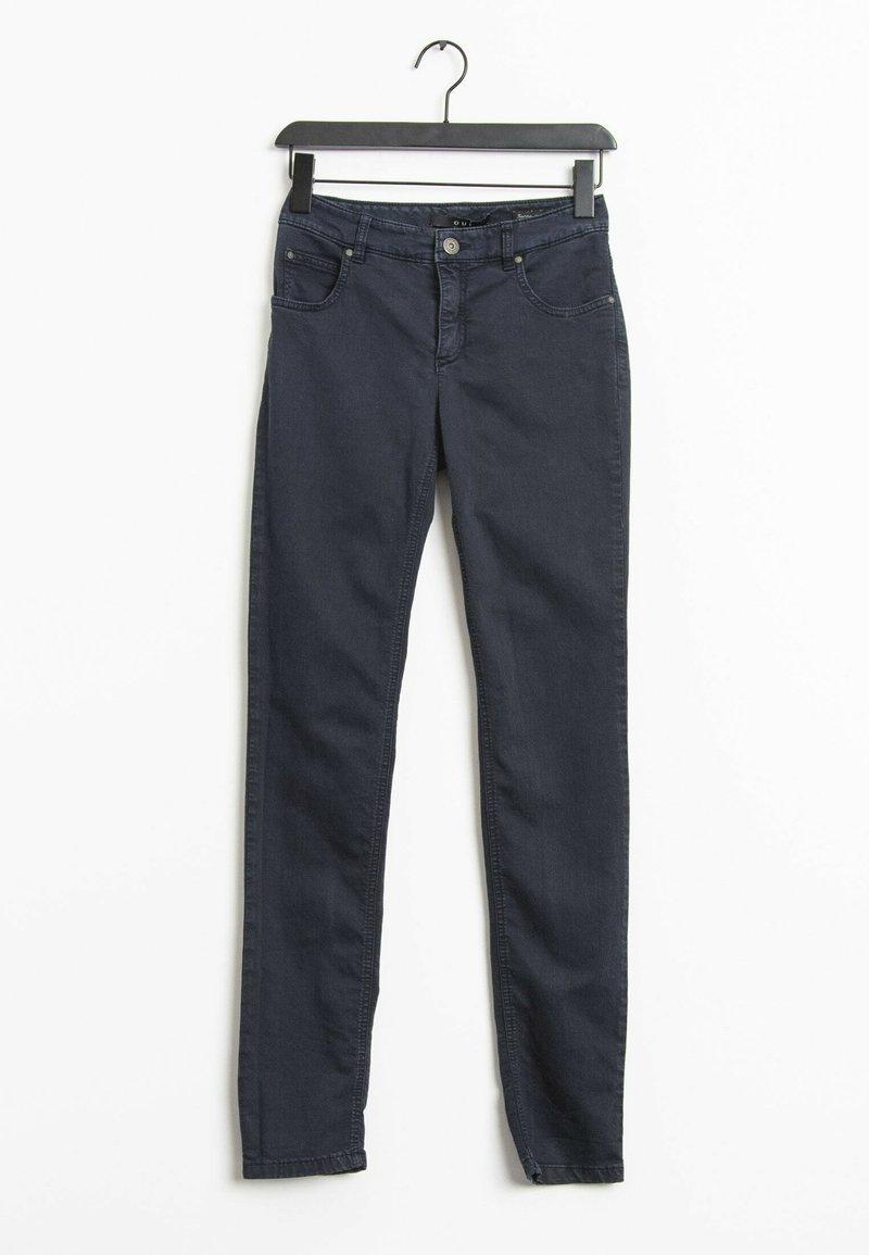 Oui - Slim fit jeans - blue