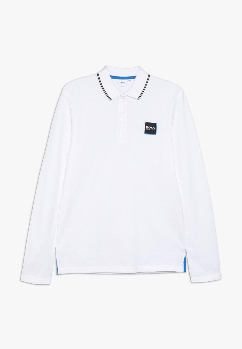 BOSS Kidswear - Polo shirt - weiss