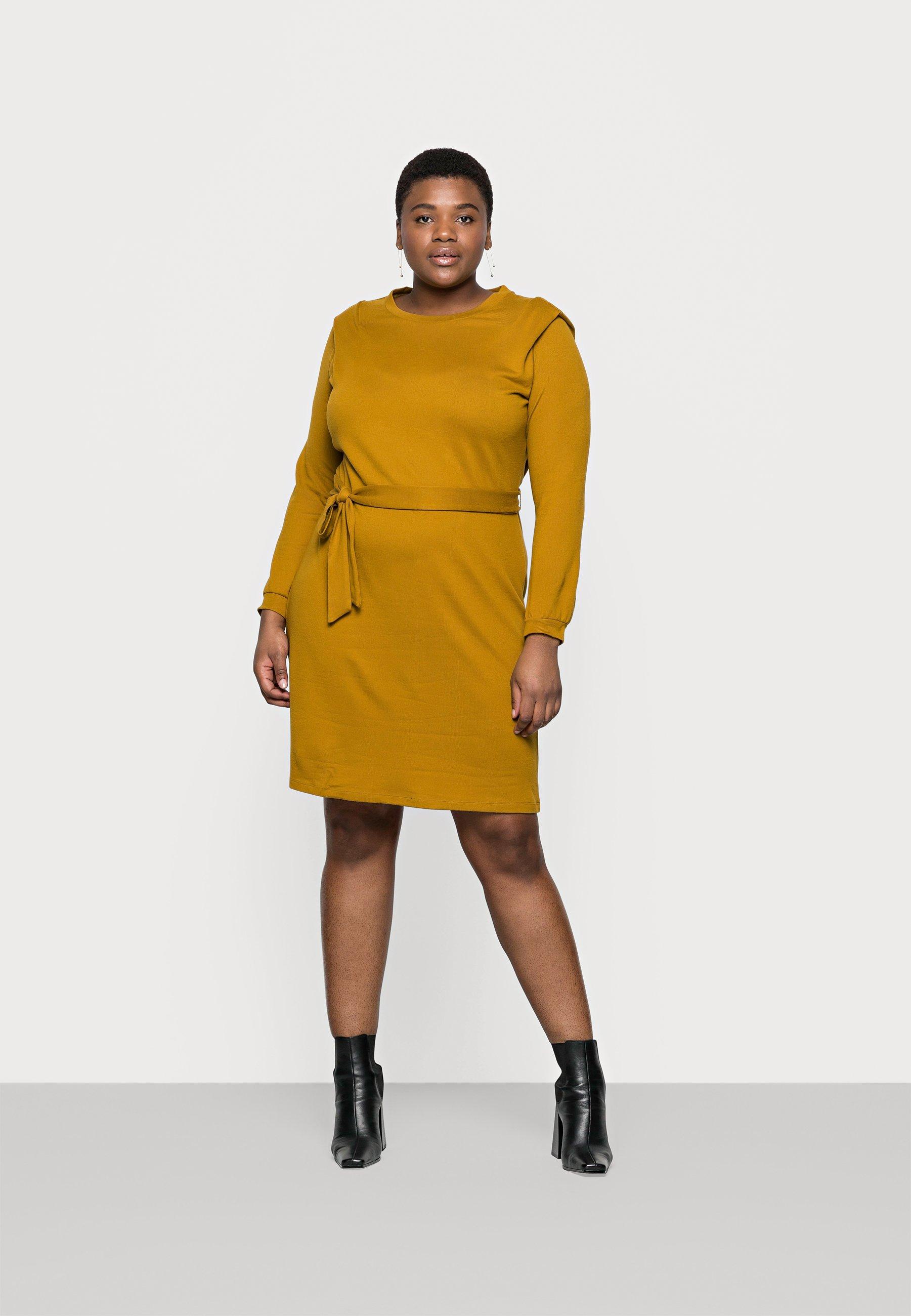 Women VMFRYA ABOVE KNEE DRESS - Jumper dress
