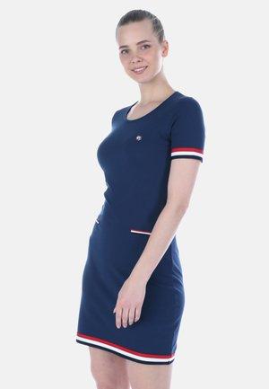 Jerseyklänning - navy