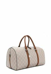 Tamaris - ANASTASIA - Weekend bag - light brown - 3