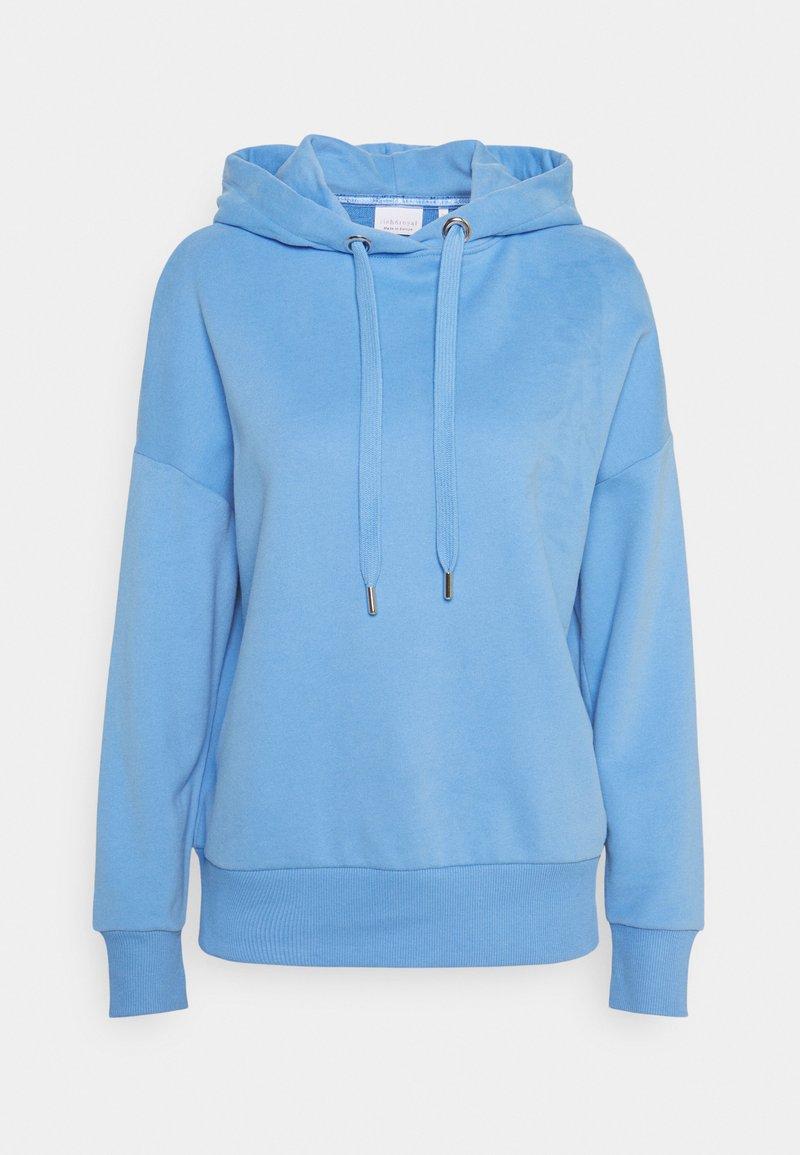 Rich & Royal - FELPA - Hoodie - sky blue