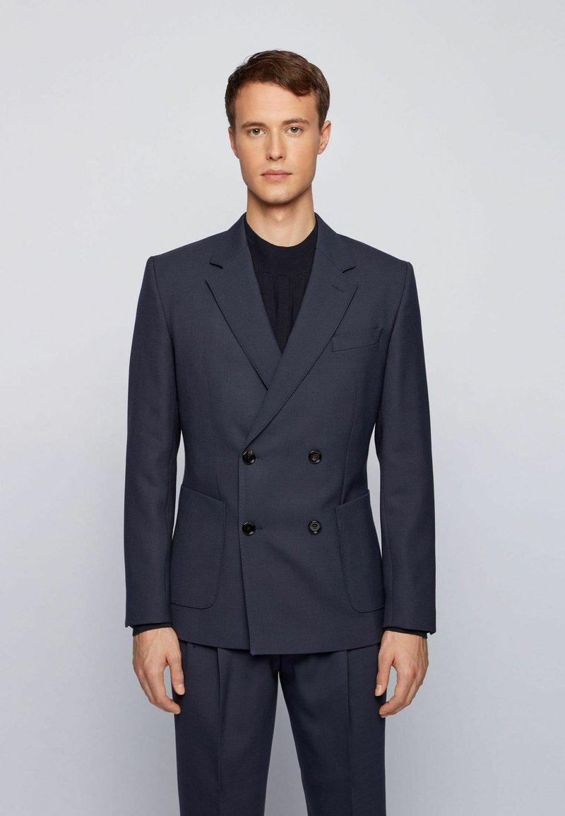 BOSS - blazer - dark blue