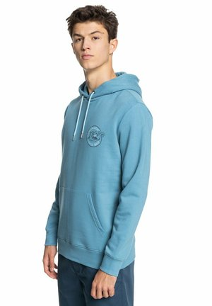 INTO THE WIDE HOOD - Sweatshirt - blue heaven